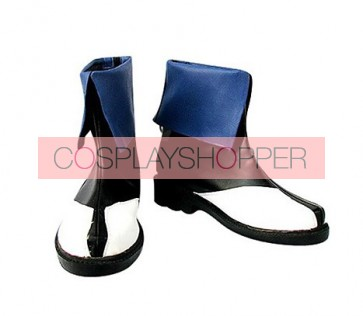 Gundam Seed Destiny Orb Union Imitation Leather Rubber Cosplay Boots