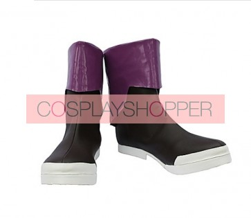 Gundam Seed Flay Allster Cosplay Boots