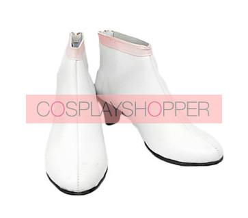 Gundam Seed Lacus Clyne Cosplay Boots