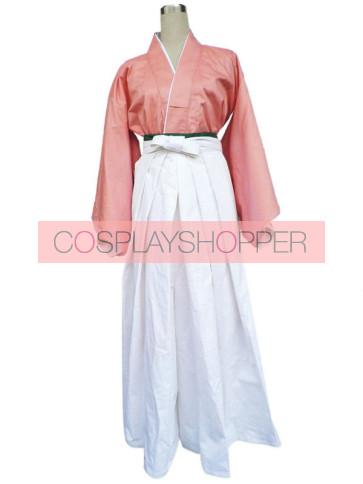 Hakuouki Chizuru Yukimura Cosplay Costume