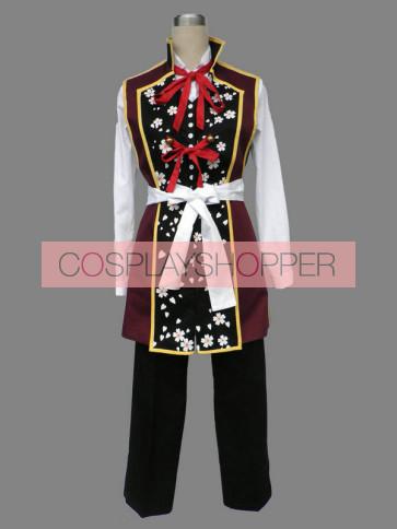 Hakuouki Chizuru Yukimura Cosplay Costume - 2nd Edition