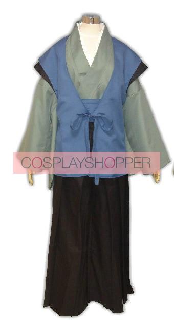 Hakuouki Shinsengumi Kitan Yamanami Keisuke Cosplay Costume