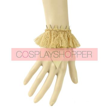 Handmade Elegant Lace Lady Lolita Wrist Strap