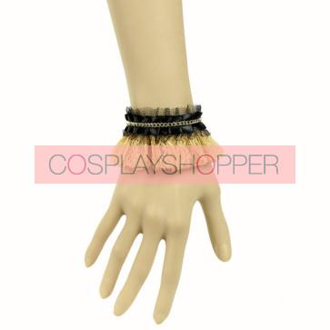 Handmade Elegant Lady Lolita Wrist Strap