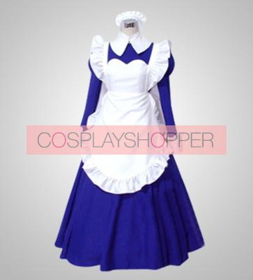 Haruhi Suzumiya Asahina Mikuru Maid Costume