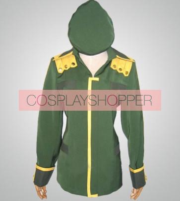 Haruhi Suzumiya Itsuki Koizumi Cosplay Costume