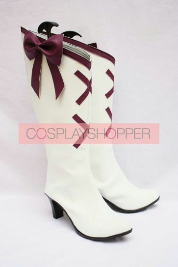 Heartcatch Precure Cure Moonlight Tsukikage Yuri Cosplay Boots