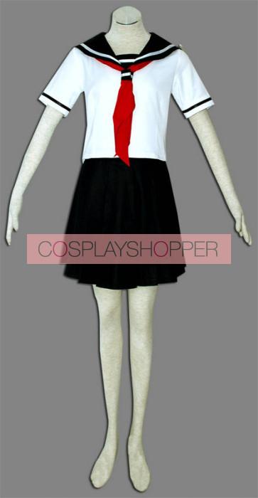 Hell Girl Ai Enma Cosplay Costume