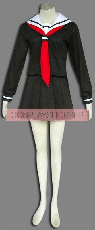 Hell Girl Ai Enma Uniform Cosplay Costume