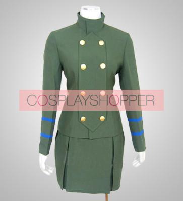 Katekyo Hitman Reborn Chrome Dokuro Uniform Cosplay Costume