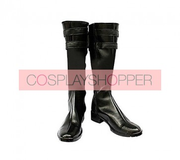Hitman Reborn Chrome Dokuro Imitation Leather Cosplay Boots