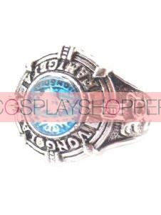 Hitman Reborn Vongola Cosplay Ring