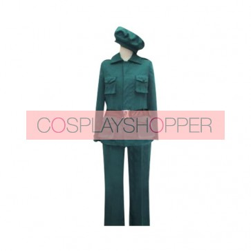 Axis Powers Hetalia Hungary Cosplay Costume
