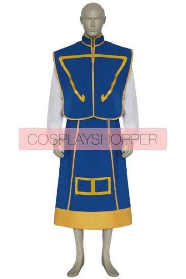 Hunter X Hunter Kurapica Cosplay Costume