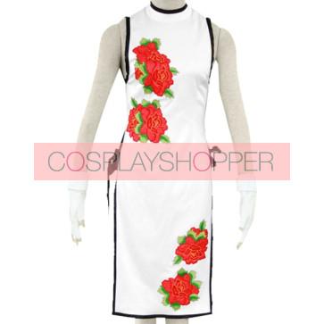 Ikkitousen Kanu Unchou Cheongsam Cosplay Costume