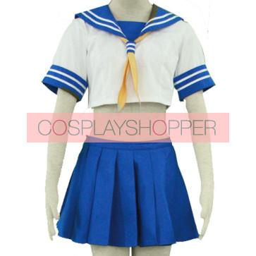 Ikkitousen Kanu Unchou School Uniform