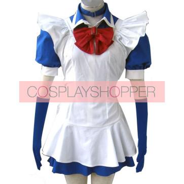 Ikkitousen Ryomou Shimei Cosplay Costume