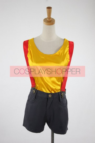 Pokemon Misty Amazing Cosplay Costume
