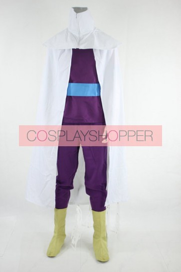 Dragon Ball Z Piccolo Cosplay Costume