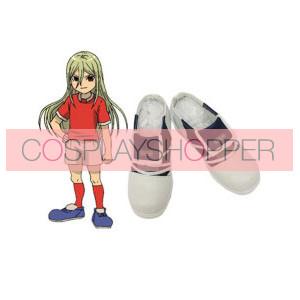 Inazuma Eleven Afuro Terumi Cosplay Shoes