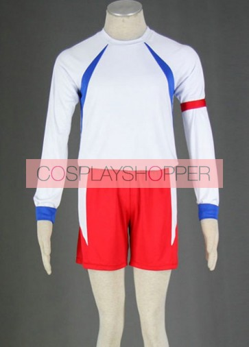 Inazuma Eleven Knights Of Queen Anime Cosplay Costume