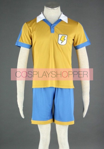 Inazuma Eleven Summer Soccer Uniform Cosplay Costume