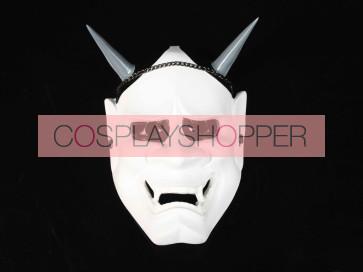 Inu x Boku SS Ririchiyo Shirakiin Cosplay Mask