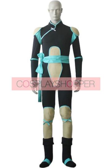 Inuyasha Kohaku Cosplay Costume