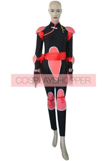 Inuyasha Sango Cosplay Costume Flighting Suit