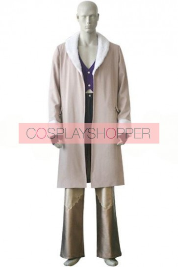 Final Fantasy VIII 8 Irvine Kinneas Cosplay Costume