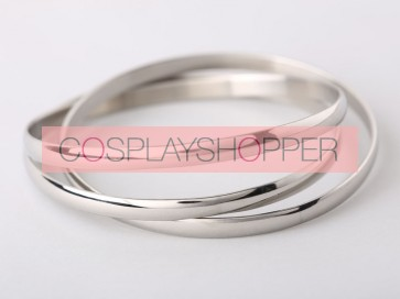 K Project Suoh Mikoto Stainless Steel Cosplay Bracelet