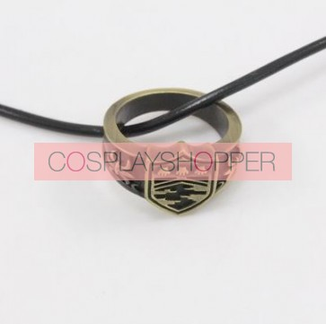 Katekyo Hitman Reborn Alloy Anime Necklace
