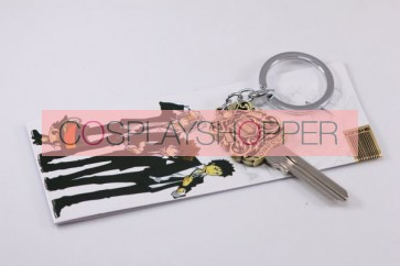 Katekyo Hitman Reborn Alloy Cosplay Key Chain