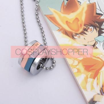 Katekyo Hitman Reborn Alloy Cute Anime Necklace