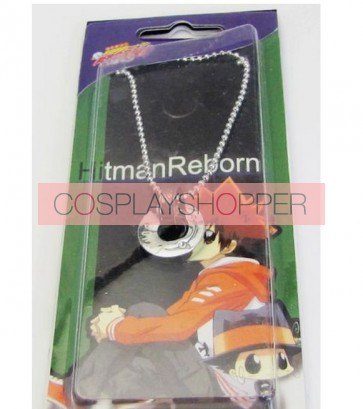 Katekyo Hitman Reborn Vongalo Cosplay Necklace