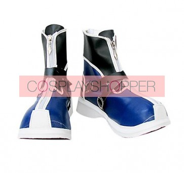 Kingdom Hearts II Sora Imitation Leather Cosplay Shoes