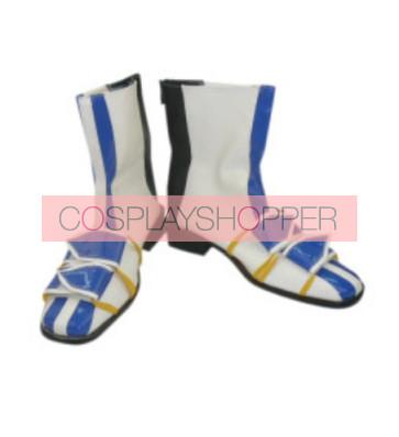 Kingdom Hearts Riku Imitation Leather Cosplay Shoes