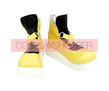 Kingdom Hearts Sora Imitation Leather Cosplay Shoes