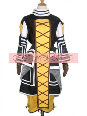 .Hack//G.U Kuhn Cosplay Costume