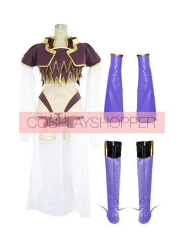 Final Fantasy IX 9 Kuja Cosplay Costume
