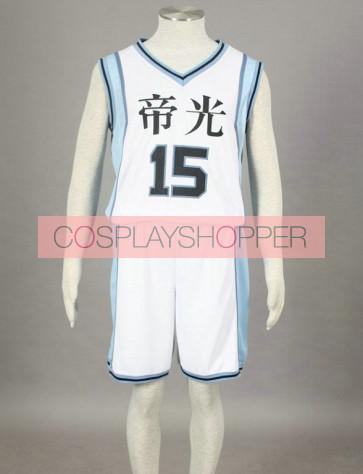 Kuroko no basuke Kuroko Tetsuya Teiko Middle School Cosplay Costume
