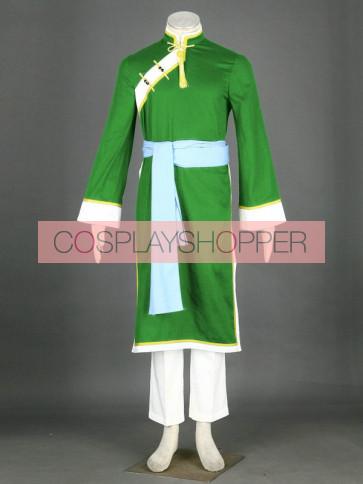 Kuroshitsuji Black Butler Lau Anime Cosplay Costume