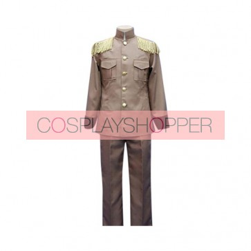 Axis Powers Hetalia Latvia Galante Cosplay Costume