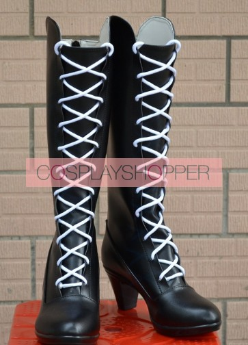 League of Legends LOL Miss Fortune Cosplay Boots