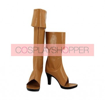 League of Legends LOL Riven Cosplay Boots