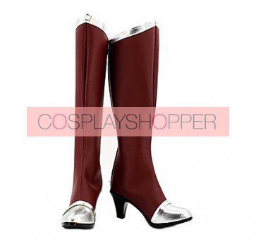League of Legends LOL Vayne Cosplay Boots
