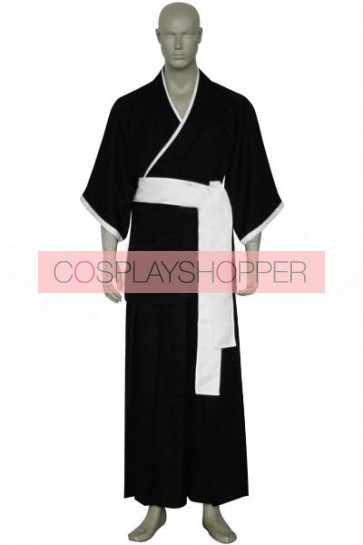 Bleach Lieutenant Iba Tetsuzaemon Cosplay Costume - 7th Division
