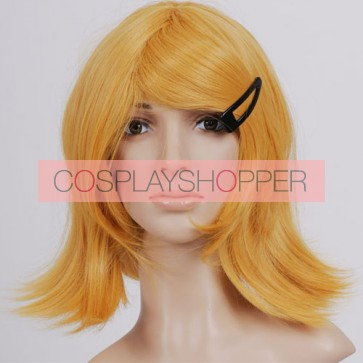 Light Blonde Kagamine Rin Cosplay Wig