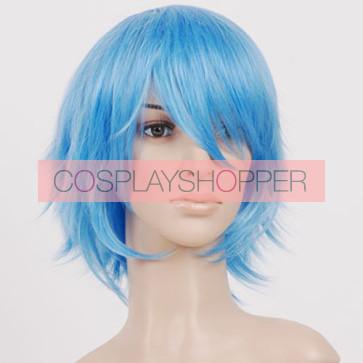 Light Blue Homare Kanakuto Cosplay Wig