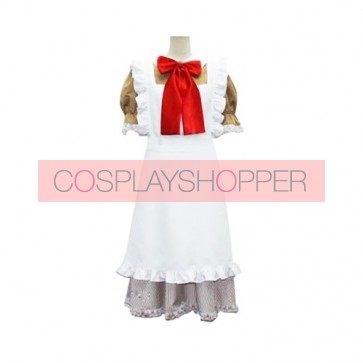 Axis Powers Hetalia Little Italy Cosplay Costume